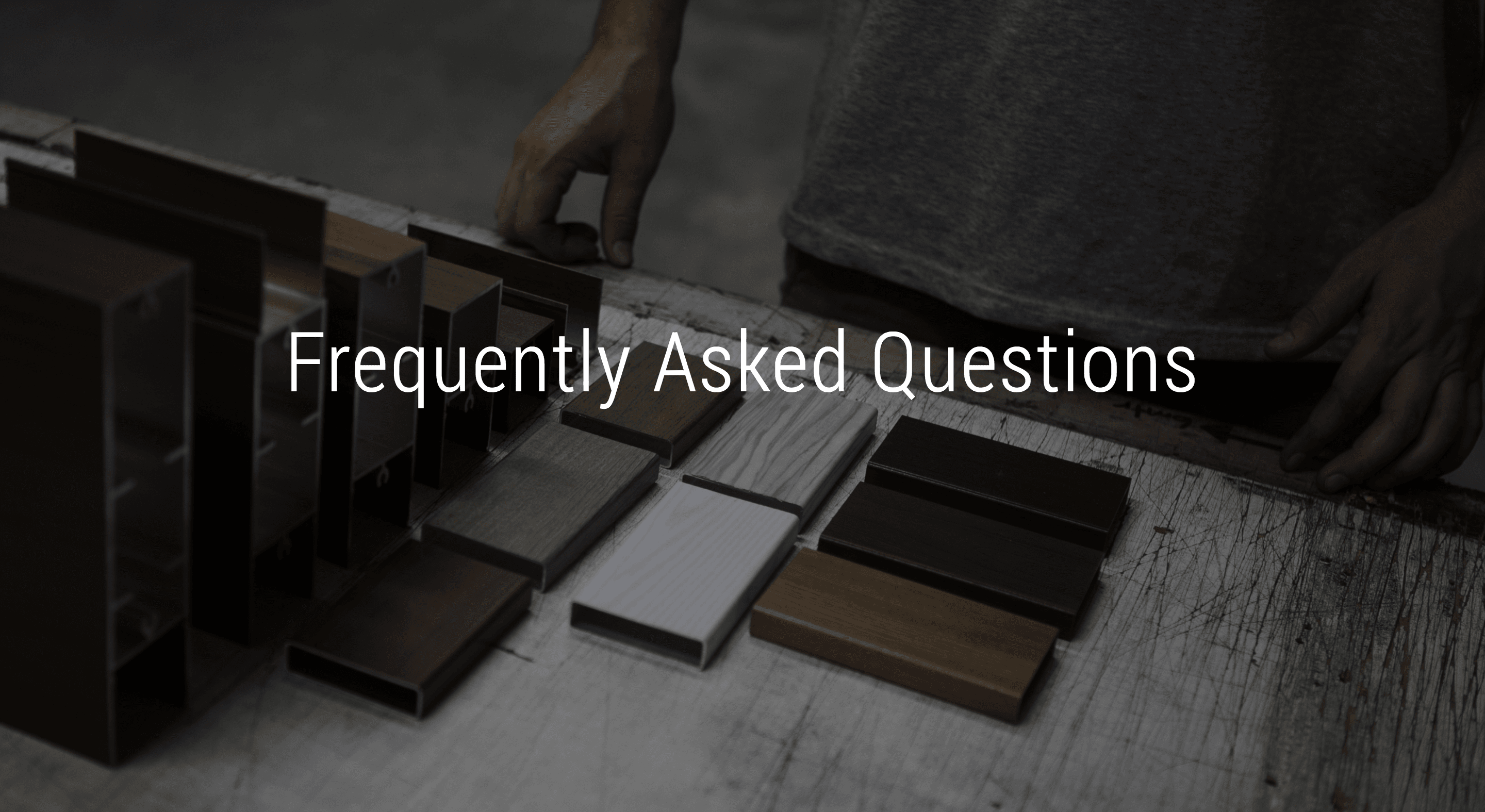 , FAQs, Knotwood Architectural Products
