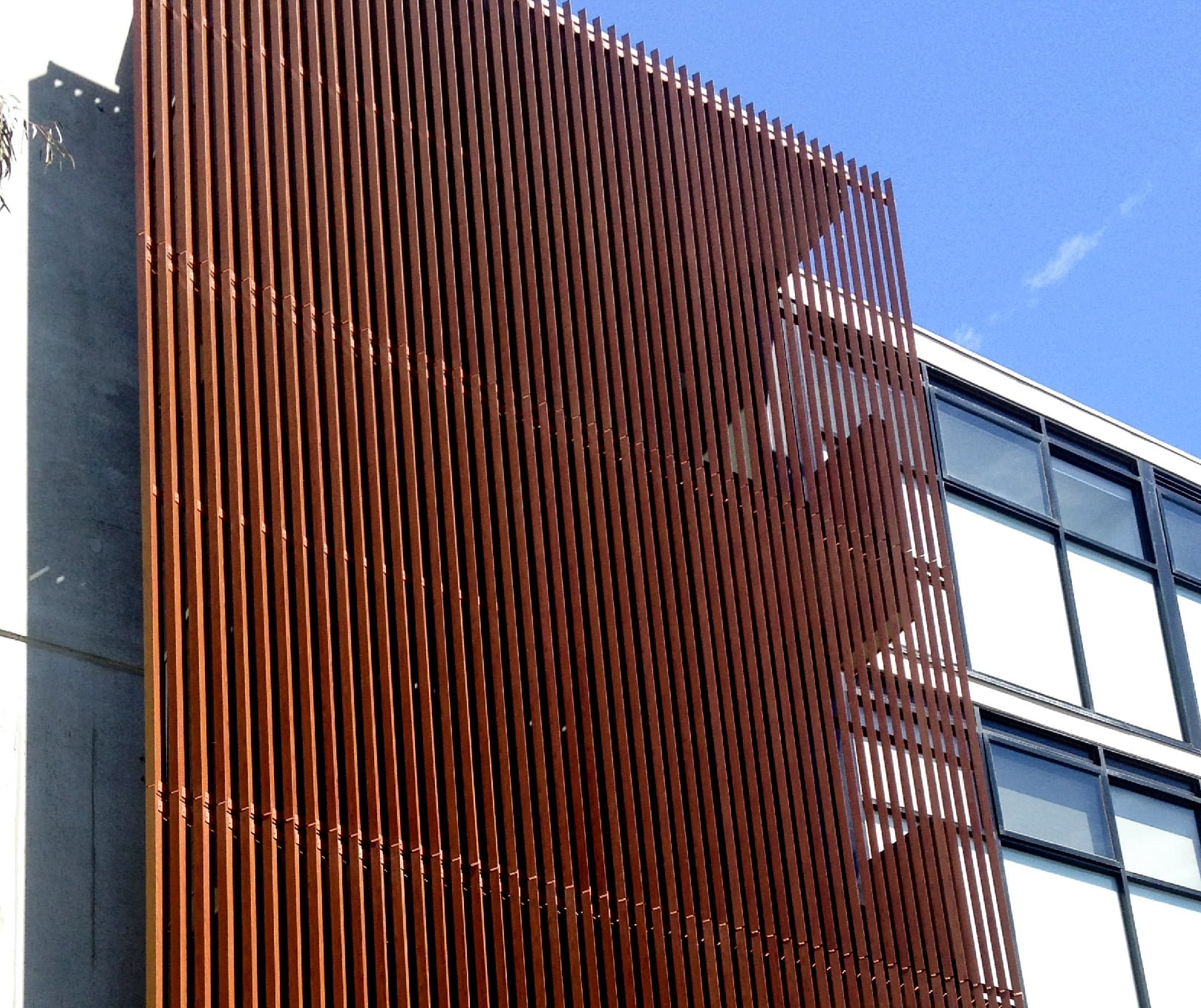 Battens Knotwood Architectural Products Wood Grain Aluminium