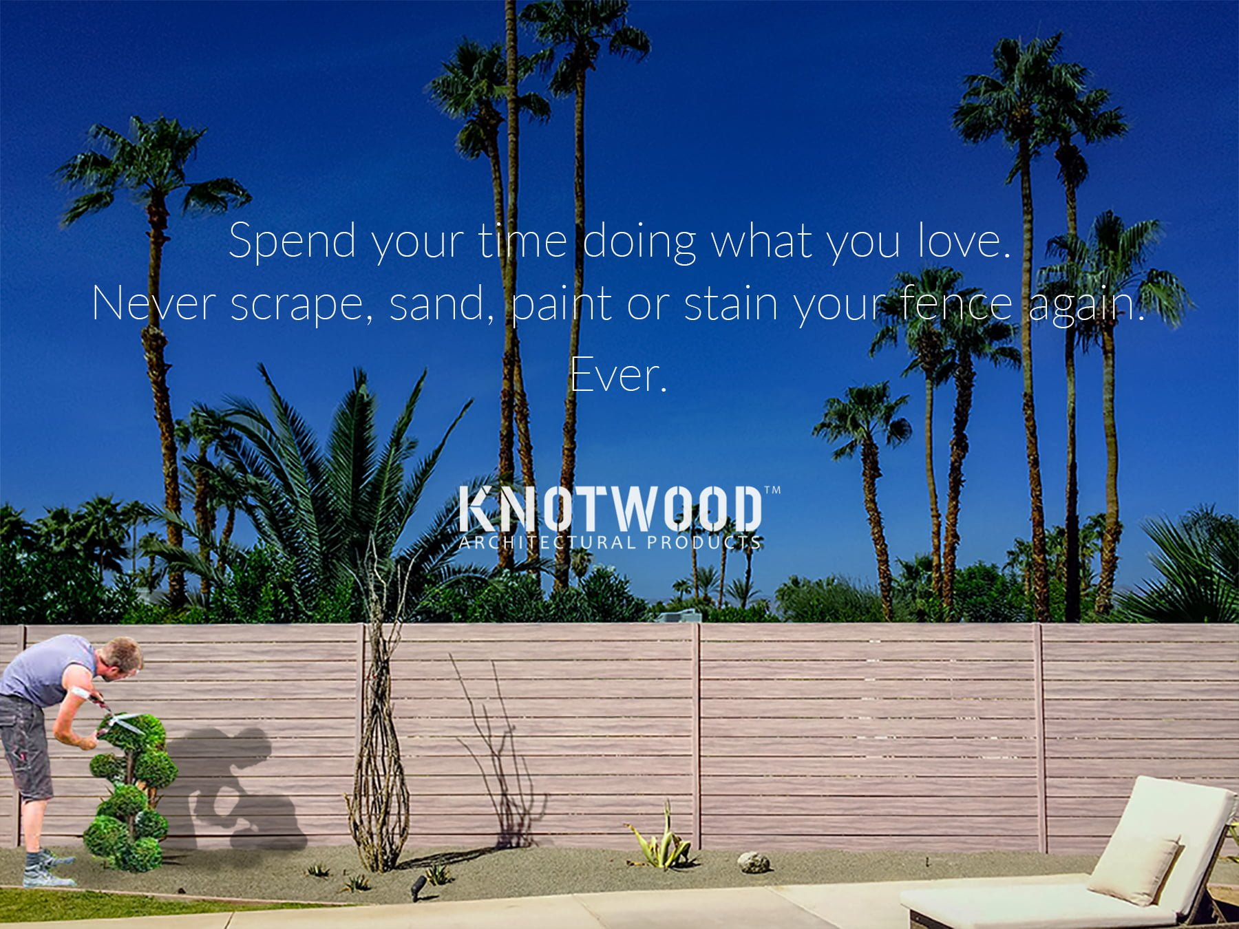 , Fencing, Knotwood Architectural Products